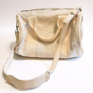 Alexander Wang Pony hair purse